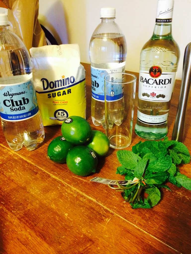 mojito supplies