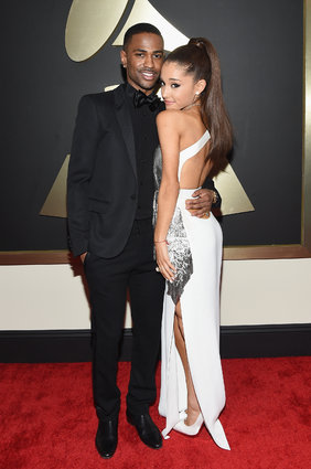 grammy arianna big sean