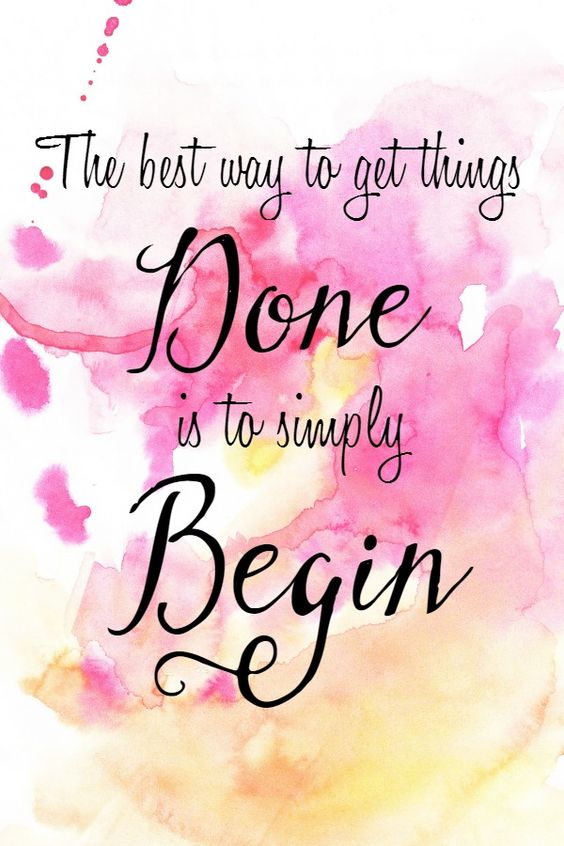 get things done quote