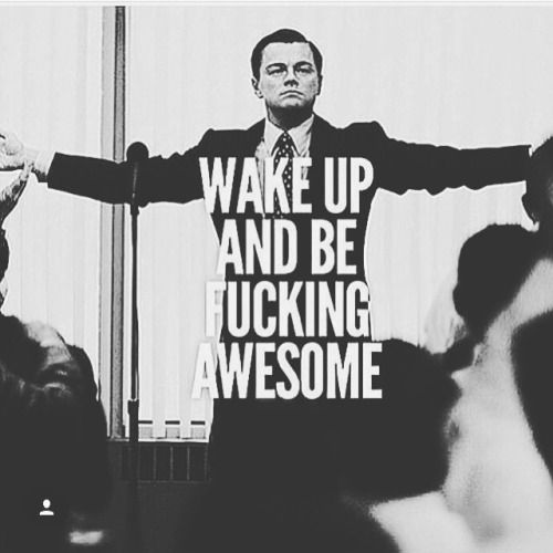Leo DiCaprio Motivation